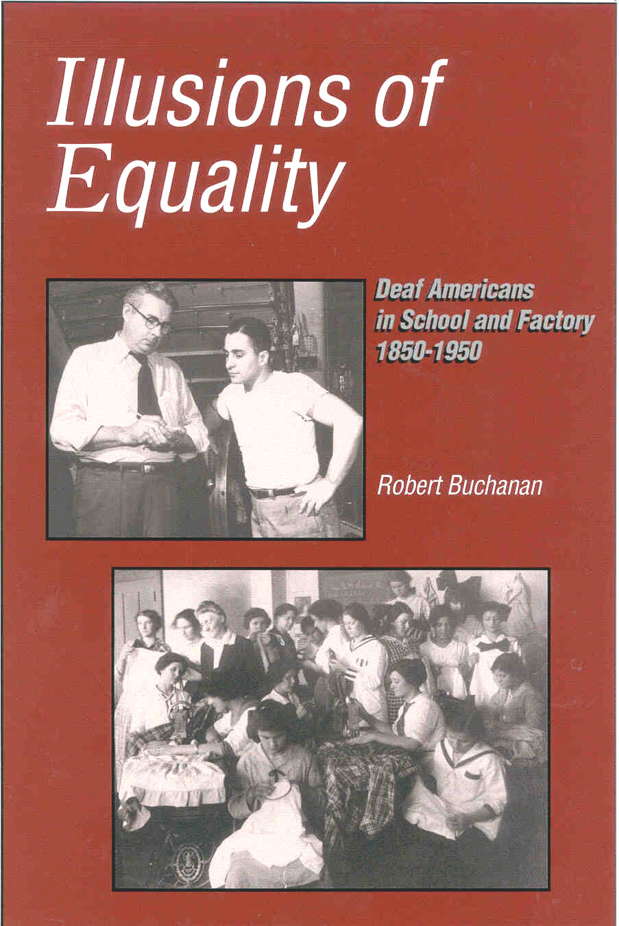 Illusions of Equality cover