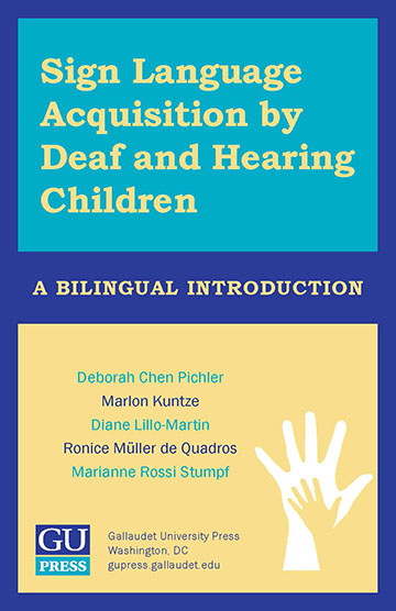 an introduction to the parallel language development in deaf and hearing children